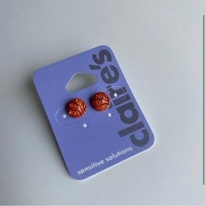 Claire's Jewelry - CLAIRE'S BASKETBALL EARRINGS